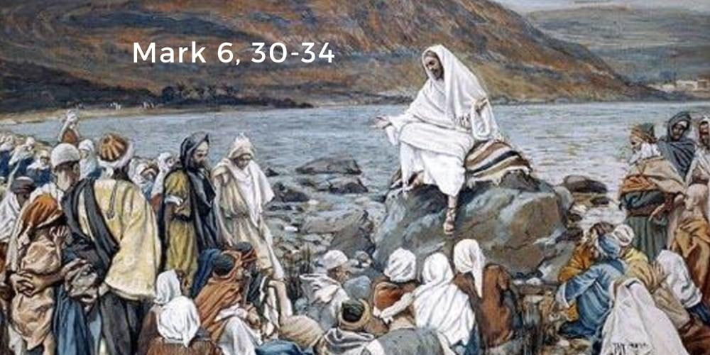 Mark 6,30-34 | Digital Catholic Missionaries (DCM)